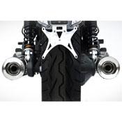 Zard N.2 Silencers Moto Guzzi California '13 - 2
