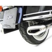 Zard N.2 Silenziatori Penta Harley-davidson Touring