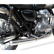 Zard Kit Completo Mod. Cross Kawasaki W800