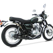 Zard Kit Completo Mod. Conico Kawasaki W800