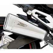 Zard Silenziatore Mod. Corto Kawasaki Z800-z800e