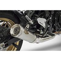 Silenziatore Zard Inox Racing Slip On Z900rs