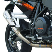 Zard Kit Completo Mod. Conico Ktm 690 Sm