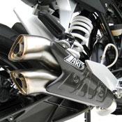 Zard Kit Silenziatore V2 Ktm Duke 125-200
