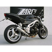 ZARD MUFFLER CONE TRIUMPH SPEED TRIPLE 955