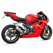 Kit Completo Zard 3>1 Inox Racing Daytona 675