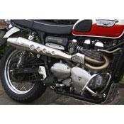 Zard Kit Completo Alto Triumph Bonneville