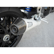 ZARD MUFFLER CONE TRIUMPH SPEED TRIPLE 1050 '07-'10