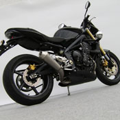 Zard Kit Completo Conico Triumph Speed Triple 675