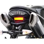 Zard Silenziatori Alti Penta Triumph Speed Triple 675