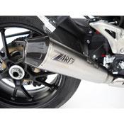 Zard Silenziatore Basso Conico Triumph Speed Triple 1050 2011