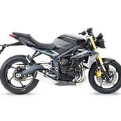Zard Kit Collettori Basso Triumph Speed Triple 2013