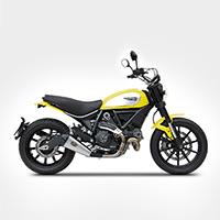 Zard Silencer Ducati / Scrambler