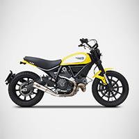 Zard Silencer Ducati - Scrambler