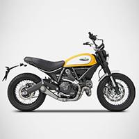 Zard Kit Completo 2>1 Ducati / Scrambler