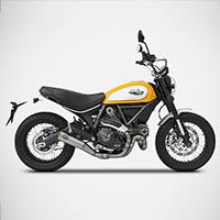 Zard Kit Completo Zuma Ducati / Scrambler