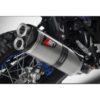 Zard Stainless Steel Racing Slip On Yamaha Tenere 700