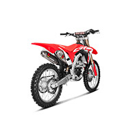 Escape Akrapovic Evolution Titanio CRF250R 2019