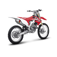 Akrapovic Evolution Titanium Exhaust Crf250r 2012