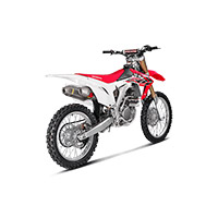 Escape Akrapovic Evolution Titanio CRF250R 2017