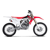 Escape Akrapovic Racing Line Acero CRF250R 2015
