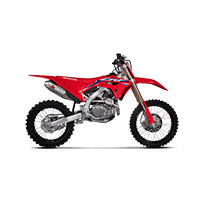 Akrapovic Evolution Line Titanio Kit Crf450r 2021