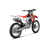 Escape Akrapovic Racing Line Acero CRF450R 2016