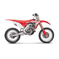 Akrapovic Racing Line Stahl Auspuff CRF450R 2018 - 4