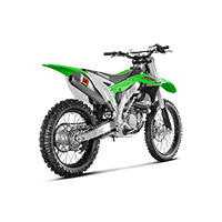 Escape Akrapovic Evolution Titanio KX 450F 2017