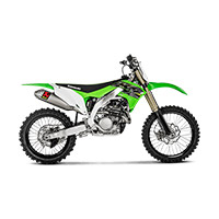 Escape Akrapovic Evolution Titanio KX 450F 2020