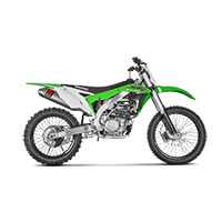 Escape Akrapovic Racing Line Acero KX 450F 2017