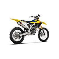 Escape Akrapovic Evolution titanio RMZ 250 2019