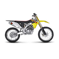Escape Akrapovic Racing Line acero RMZ 250 2010