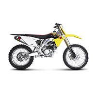 Escape Akrapovic Evolution titanio RMZ 450 2008
