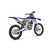 Akrapovic Slip On Titanium Approved Yz 250f 2017
