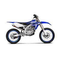 Escape Akrapovic Racing Line acero YZ 450F 2019