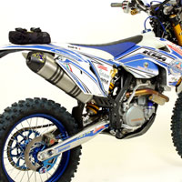 Arrow Complete Kit Mx Competition Ktm Exc-f- 350 13/15