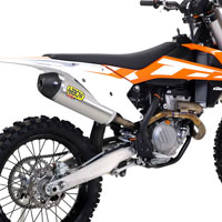 Arrow Kit Completo Mx Competition Full Titanium Ktm Sxf 250 16