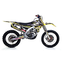 Sistema completo Arrow Competition Titanio YZ250F 2014