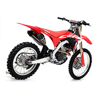 Silenciadores Arrow Thunder Racing titanio CRF250R 18