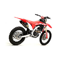 Sistema completo Arrow Competition titanio CRF250R 2020