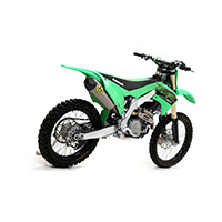 Silenciador Arrow Race-Tech aluminio KX450F 2020