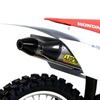 Arrow Silencers Off-road V2 Aluminium Honda Crf 250 R 14/16