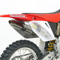 Arrow Silencers Thunder Aluminium - Stainless Steel Honda Crf 250 R 14/16