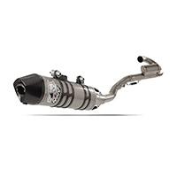 Mivv Titanium Full Exhaust Honda Crf 450 2009