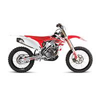 Mivv Steel Full System Honda Crf 250 2011