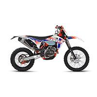 Mivv Steel Racing Full Exhaust Exc 250f 2012
