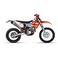 Mivv Steel Racing Full Exhaust Exc 250f 2011