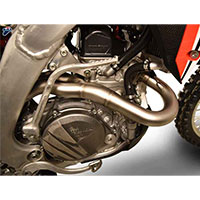 Termignoni Racing Titanium Kit Honda Crf 450