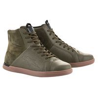 Alpinestars Jam Air Riding Shoes Verde Militare